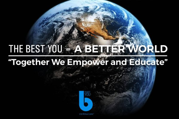 The Best You = A Better World