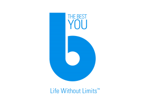 The Best You Logo Blue
