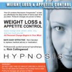 Weight Loss & Appetite Control